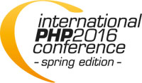 International PHP Conference 2016