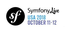 SymfonyLive USA 2018 Conference